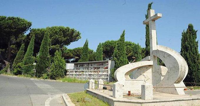 Roma prima porta il cimitero senz acqua spuntano - Cimitero flaminio prima porta ...