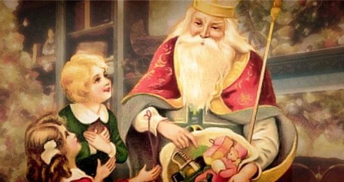 Babbo Natale 7 Cervelli.La Tomba Di Babbo Natale E Stata Trovata In Turchia Tgfuneral24