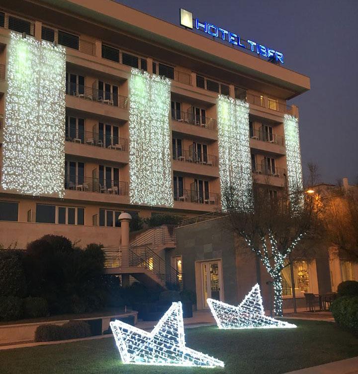 Centro Congressi Hotel Tiber