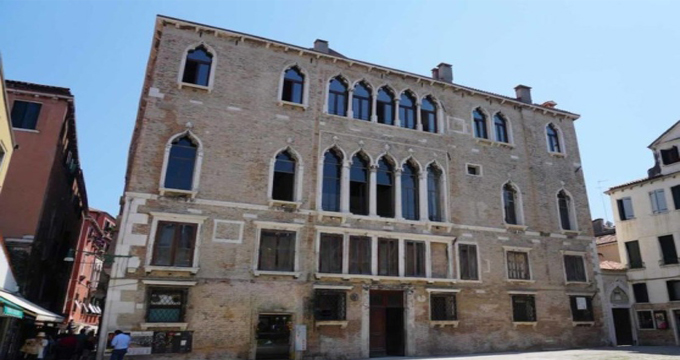 Venezia mostra museo nel palazzo di casanova esposto il for Mostra cina palazzo venezia
