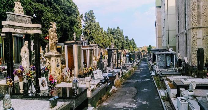 Risultato immagini per foto di monumenti antichi cimiteriali di catania